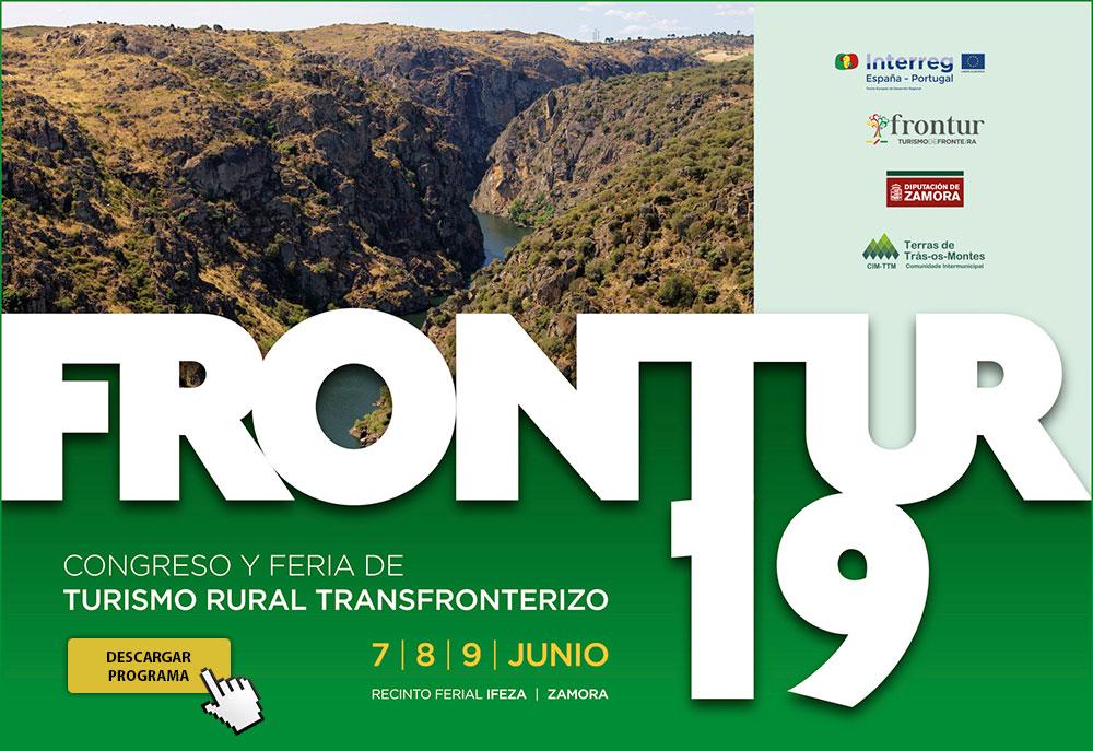 Congreso y Feria de Turismo Rural Transfronterizo - 7, 8 y 9 de junio de 2019